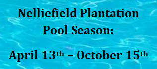 Nellie Pool Season 2018